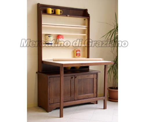 Mercatino di graziano mobili arredamento rustico in for Cerco cucina componibile
